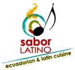 El nuevo logo del restaurante Sabor Latino.