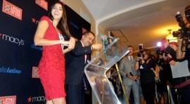 Miss Universo combate el SIDA y promueve la gala Cielo Latino