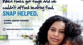 NYC lanza campaña para alimentar bien a las familias pobres con el programa SNAP