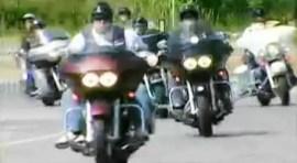 Bandidos y Cosacos: pandilleros en moto
