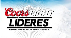 Coors Lights acepta nominados a su programa Líderes y ganador recibirá $25,000