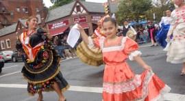 Desfile Peruano en Jackson Heights