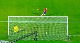 Chile gana y mejor que Messi se quede en Barcelona