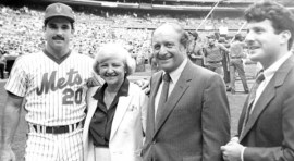 LaGuardia and Wagner Archives Release NY Mets Video as YouTube Channel Reaches Over 300,000 Views