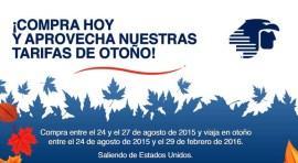 Aeromexico tiene ofertas especiales hasta el 27 de agosto