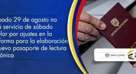 Este sábado 29 el Consulado Colombiano en NY está cerrado