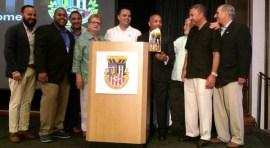 Presidente de la Asamblea Heastie elogia Conferencia Somos El Futuro en Puerto Rico