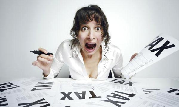 Pague impuestos antes de las fechas de vencimiento