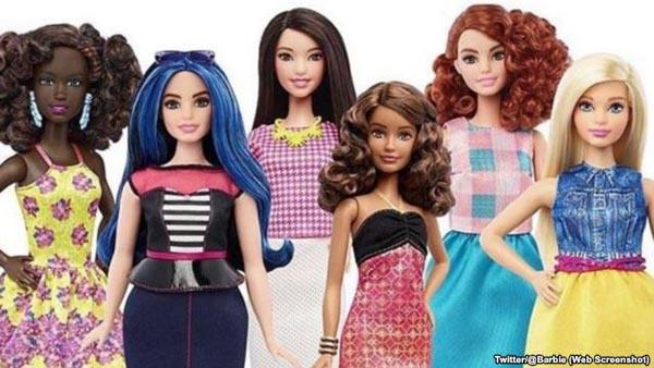¡Una Barbie como usted!