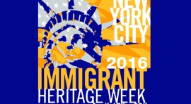 NYC Immigrant Heritage Week 2016 from April 17 to 23
