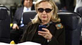 Hillary Clinton no debió haber borrado los correos electrónico o emails
