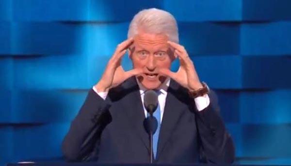 Bill Clinton: 'Hillary es la mejor hacedora de cambios'