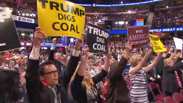 Trump es candidato oficial republicano a la presidencia de los EE.UU.
