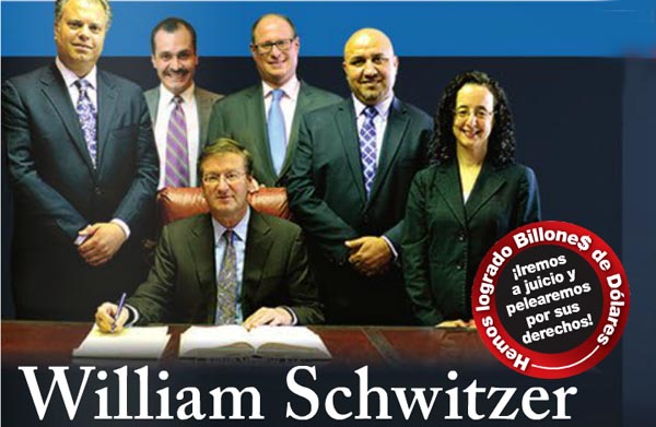 Periodismo Legal: firma de abogados William Schwitzer & Associates cambia de oficina