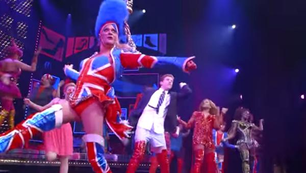 """Musical """"Kinky Boots"""" de Broadway se presenta este viernes 5 de agosto en el parque de Flushing"""