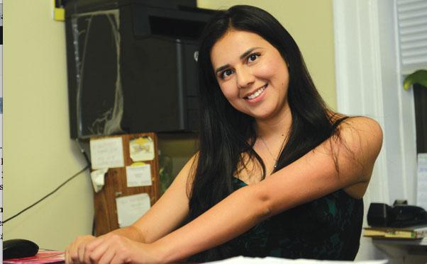 Laura Gómez.