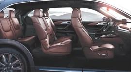 Mazda CX-9  es de lujo a precio regular