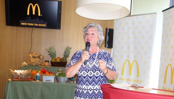 Nuevo Chicken McNuggets de McDonald's sin ingredientes artificiales