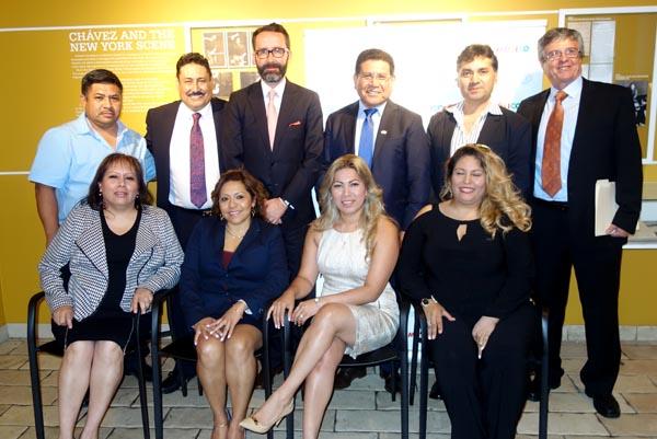 Empresarios México-Americanos en acción