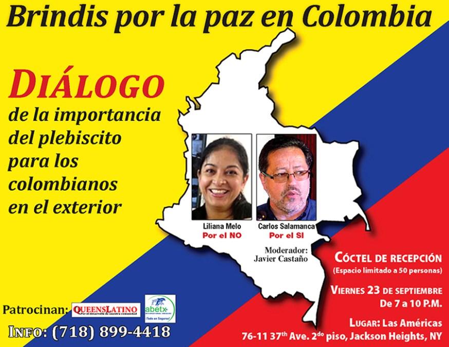 Antes de votar por el Si o el No infórmese del Proceso de Paz en Colombia