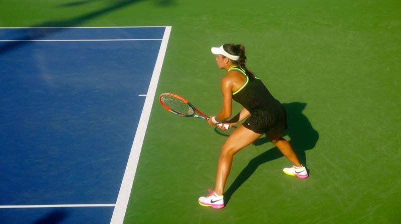 Grito guaraní en US Open del Parque Flushing y la boricua Mónica Puig se va con las manos vacías