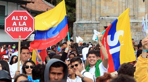 Proceso de paz en Colombia apenas comienza (VOTE)