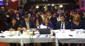 Jueza Carmen Velásquez rinde cuentas de la ayuda a damnificados del terremoto en Ecuador