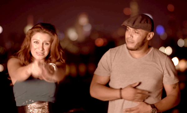Alexia Hoyos y Ozzie Valencia llegan a NY con el video 'Este Amor'