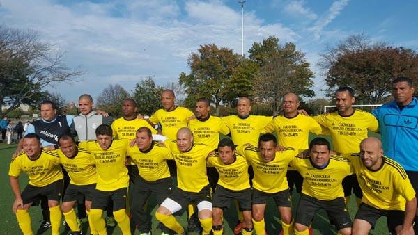 Atlético Palmira es Campeón del Máster Soccer League en el Parque Flushing de Queens