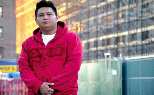 Braulio Chiwiant pasa de obrero raso a empresario