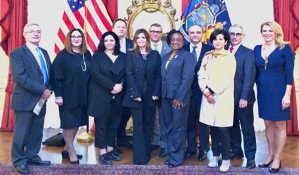 Cónsul de Colombia María Isabel Nieto es la nueva Presidenta de la Society of Foreign Consuls en New York
