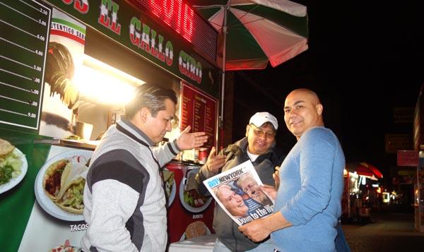 Latinos en la Roosevelt esperan que Trump cambie