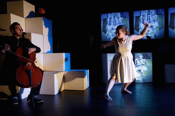 Visuality en el Queens Theatre del Parque Flushing con fusión de música y artes visuales este 3 de diciembre