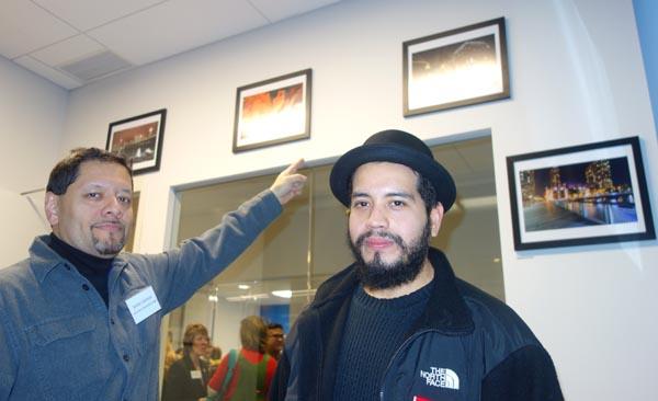 Astoria Bank patrocina exhibición de fotografías de estudiantes de LaGuardia Community College
