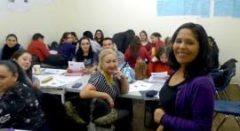 Marisol Chancos: La 'teacher' de Huamanga