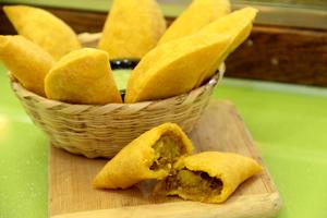 Empanadas colombianas.