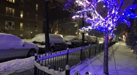 Nueva York está congelado