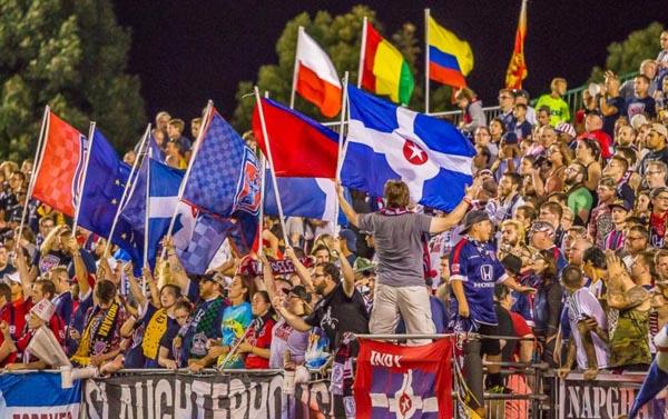 Liga de Fútbol de Estados Unidos (NASL) comienza el 25 de marzo