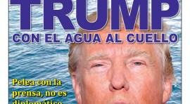 Editorial: Trump en la Casa Blanca color de hormiga