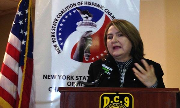 La ex cónsul general Elsa Gladys Cifuentes sale triunfante y ahora ocupa cargo público en Colombia