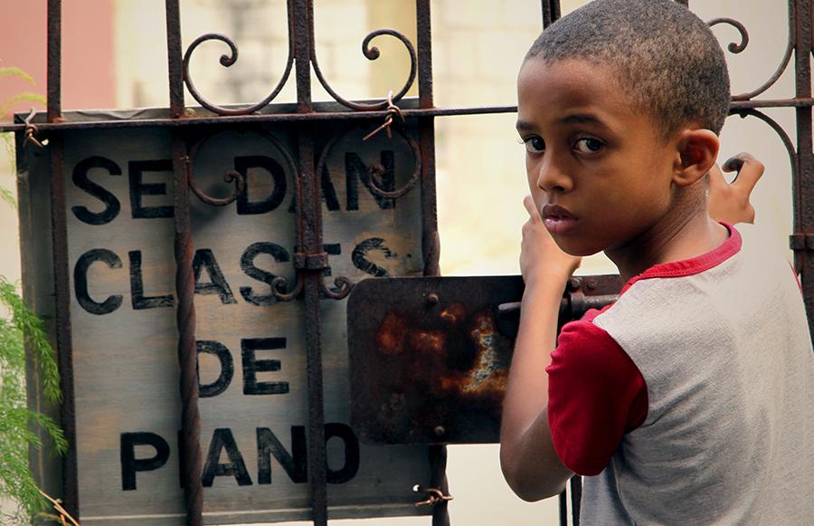 Escena de la película Esteban que abrirá este año el Festival de cine de la Habana. Foto cortesía