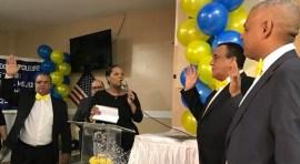 En el Mes de la Independencia Dominicana Hermanos Unidos de Queens posesiona nueva junta directiva