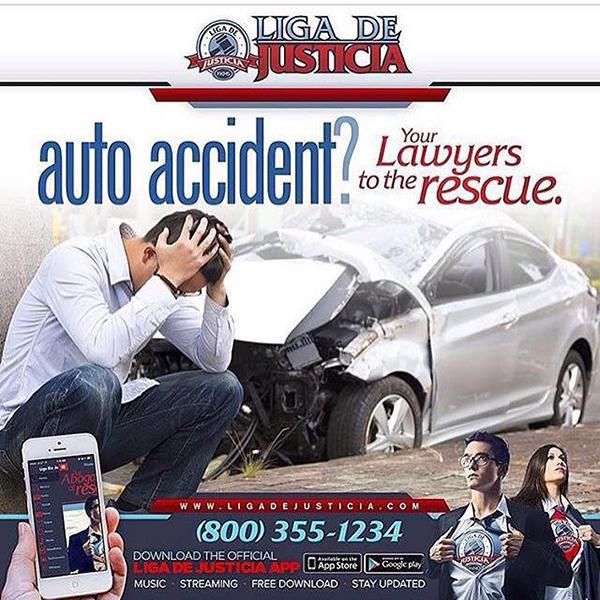 Liga de Justicia: ganando casos de accidentes por la comunidad latina
