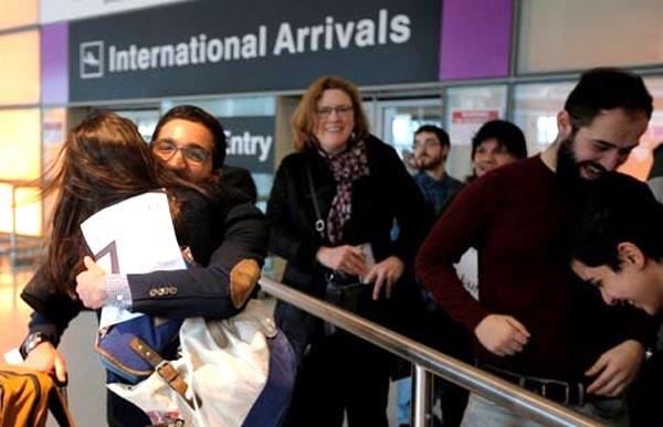 Musulmanes siguen entrando a EE.UU.