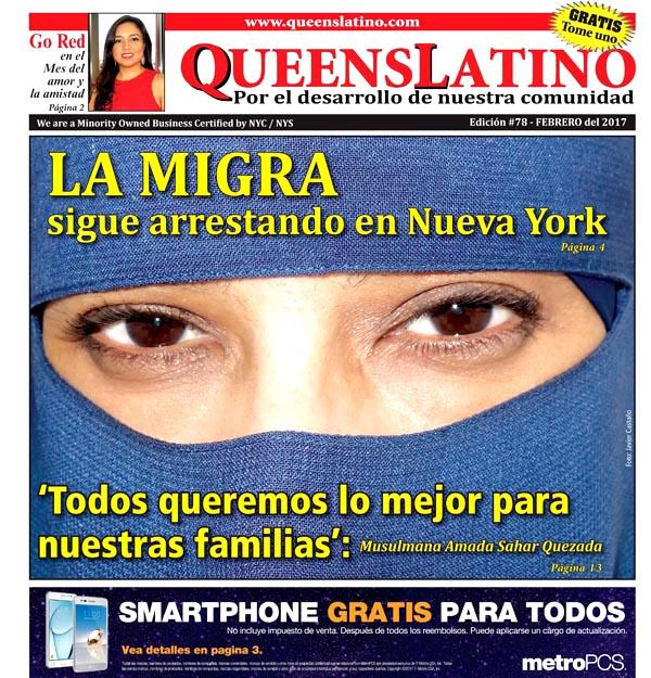 Musulmana Amada Sahar Quezada: 'Todos queremos progresar en EE.UU.'