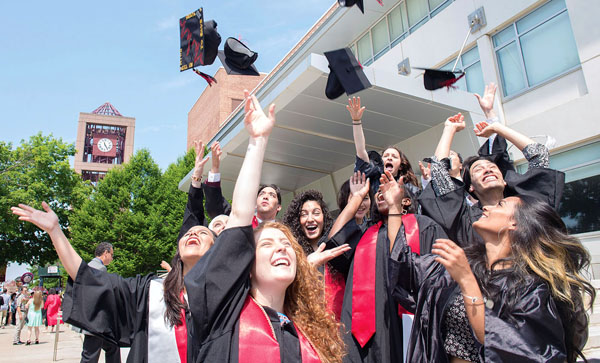 """Queens College to Launch """"QC in 4"""" in Fall 2017 to Guarantee Graduation in Four Years"""