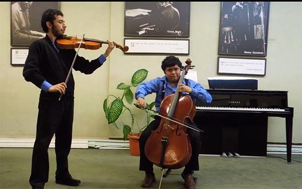 Soloists in América en el Centro Judío de Jackson Heights el jueves 2 de marzo