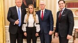 Presidente Trump exige la 'inmediata' liberación de Leopoldo López en Venezuela