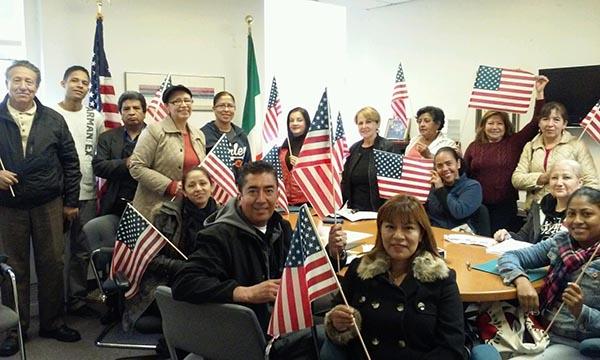 Clases sobre cómo obtener la ciudadanía el miércoles 22 de marzo