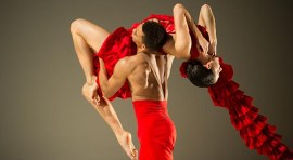 Ballet Hispánico at the Joyce Theater April 18 to 23 Con Brazos Abiertos and All Female Choreographers